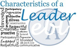 Leadership Characteristics of a Leader