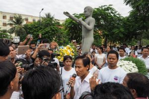 Chea Vichea in 13 Years by CambodiaDaily