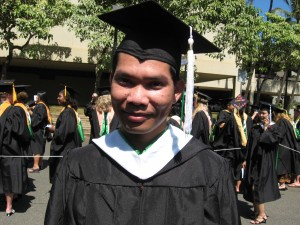 Master Degree in POLS, May 2008