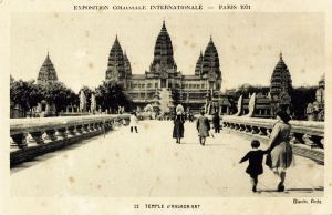 Indochina 1931 Exhibition 1