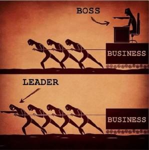 boss vs leader 1