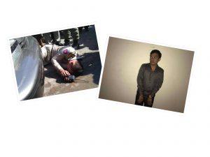 Left: Chean Pisith Right: Sum Putthi Photo courtesy: facebook